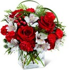 The FTD Holiday Hopes Bouquet by Better Homes and Gardens from Arthur Pfeil Smart Flowers in San Antonio, TX